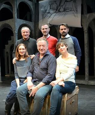 'La Hostalera', de Carlo Goldoni, es la obra más conocida y quizá más representada del gran dramaturgo italiano.