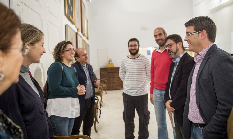 1.- Reunión cooperación internaional foto_Abulaila (1)