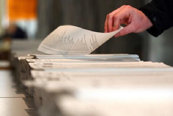 A las 1400 horas la participación de votantes en la Comunitat era de un 43,27 por ciento.