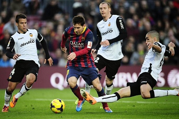 Agotadas todas las entradas para la visita del FC Barcelona.