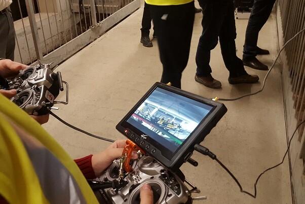 Aguas de Alicante innova con un proyecto pionero que mejora la seguridad y salud de los trabajadores.