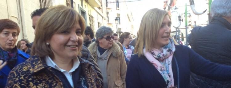 Bonig anuncia la visita de Rajoy, Alonso y Maíllo esta semana a la Comunitat