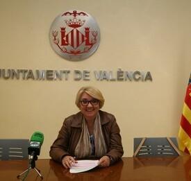Consol Castillo i Plaza, concejala delegada de Bienestar Social.
