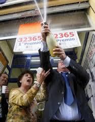 De una manera u otra, la lotería se vive como un sueño.