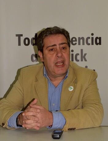 Desde Vox se oponen a la financiación de televisiones autonómicas públicas. (Foto-Roberto Fariña).