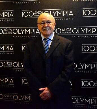 Don Enrique Fayos, padre, fue todo un impulsor del Teatro Olympia aplicando las referencias de las salas teatrales de ciudades extranjeras. (Foto-R.Fariña).