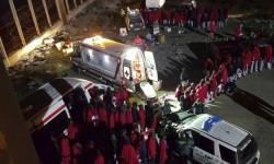Dos inmigrantes mueren ahogados tratando de entrar a nado en Ceuta.