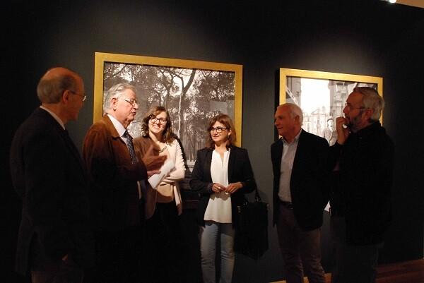 El Centro del Carmen acoge las primeras fotografías de literatos españoles.