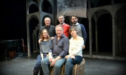 El Teatro Rialto acoge el estreno absoluto de la comedia 'La Hostalera, última función'.