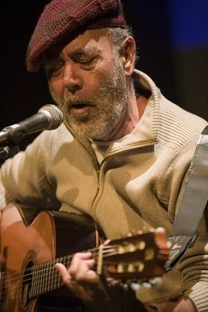 El cantante valenciano Julio Bustamante.