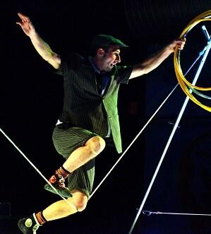 El circo será el gran invitado en estas fiestas navideñas.