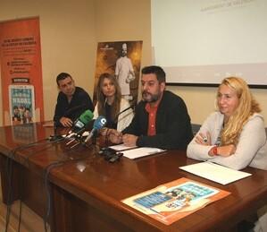 El concejal delegado de Comercio, Carlos Galiana, presentó hoy las iniciativas de promoción comercial.