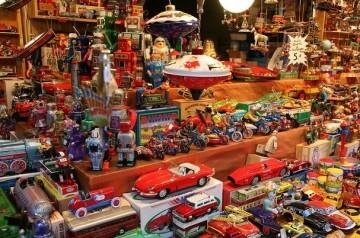 El exceso de juguetes fomenta el aburrimiento en el niño.