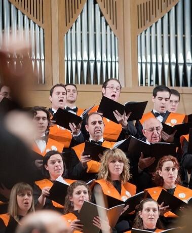 El público escuchará una selección de tradicionales villancicos navideños y  música sacra.