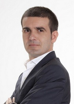 El pianista Óscar Oliver.