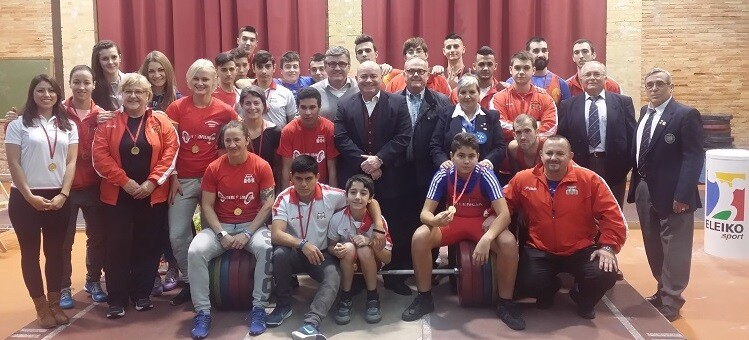 El torneo contó con la asistencia de los concejales Cristóbal Grau y Manuel Camarasa.