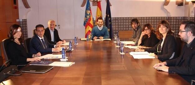 Es la primera vez en la historia de los valencianos y las valencianas que se convocan concursos transparentes y abiertos en CulturArts y el Consorcio de Museos.