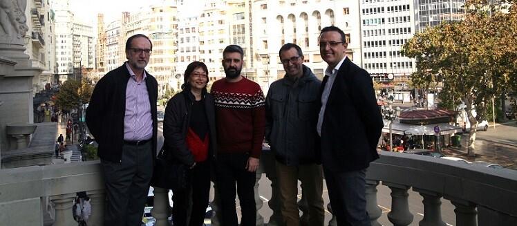 Esta reunión forma parte del ciclo de encuentros promovidos por la Concejalía de Cultura Festiva para impulsar el plan estratégico de las Fallas.