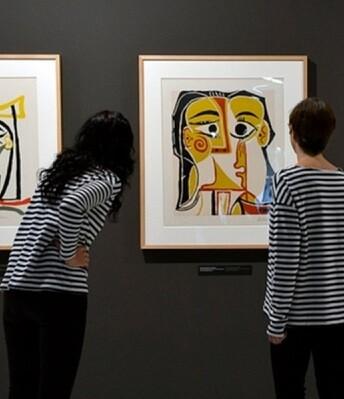 Exposición 'Colección Lladró. Seis siglos de pintura'.