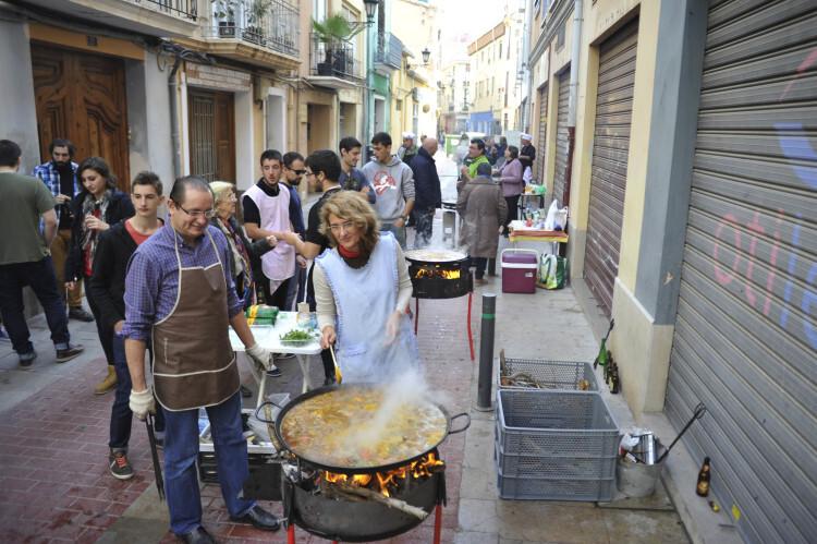 Fiestas Sant Roc del Canyaret-Cassola 01
