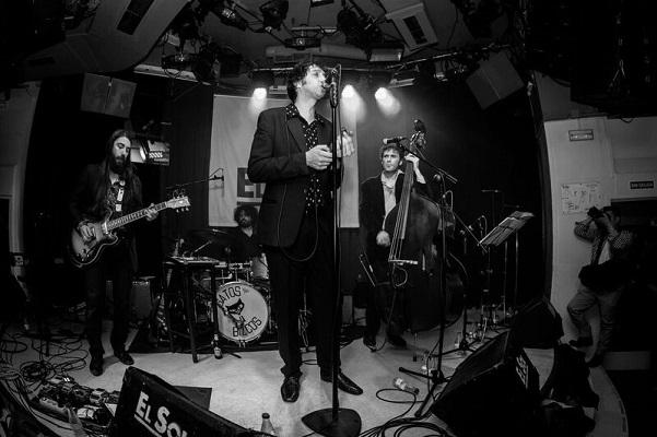 Gatos Bizcos regresa a Valencia con su último disco y su nueva gira 'Eurovegas en Invierno 2015'.