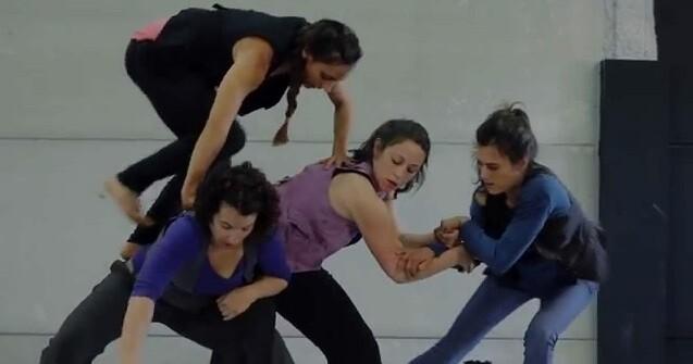 Imagen de un ensayo de la producción.
