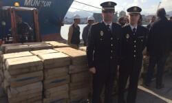 Incautadas cerca de 13 toneladas de hachís en una operación en la que han colaborado varias policías europeas (3)
