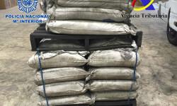 Interceptados en el puerto de Valencia 1.400 kilos de palés hechos de cocaína (2)