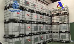Interceptados en el puerto de Valencia 1.400 kilos de palés hechos de cocaína (4)