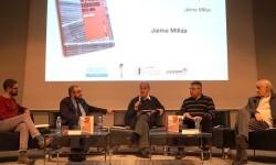 Jaime Millás presentó su libro 'Crónicas de la transición valenciana'.