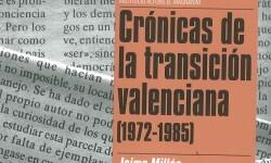 Jaime Millás recopila en un libro los mejores artículos y entrevistas escritos en la Transición.