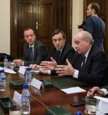 Jorge Fernández Díaz, destacó, en el ecuador de la campaña electoral, la unidad de los partidos políticos en la lucha contra el terrorismo.