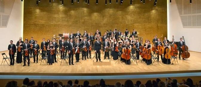 Joven Orquesta de la Provincia de Alicante.