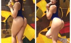 Kim Kardashian es cosa del pasado, lo de hoy es Ashley Ortiz (17)
