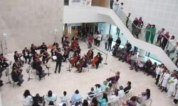 L'Orquestra de València acosta la música a les persones i col.lectius vulnerables.