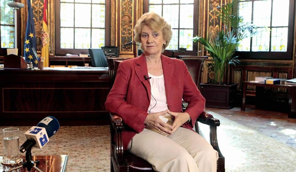 La Defensora del Pueblo, Soledad Becerril,