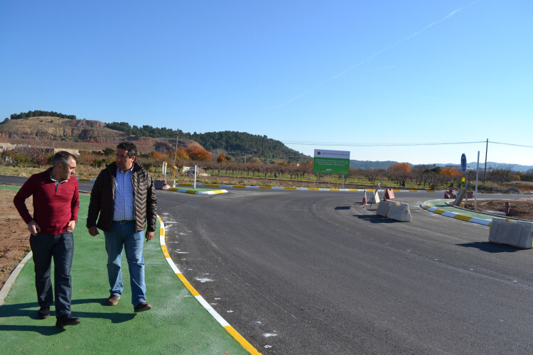 La Diputación concluye la obra en la carretera de Castellnovo a Segorbe y mejora notablemente la seguridad en esta zona del interior