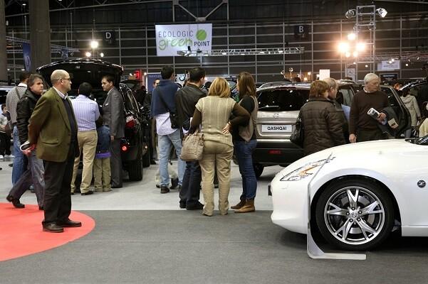 La Feria del Automóvil abre mañana sus puertas con un 20 por ciento más de superficie expositiva.