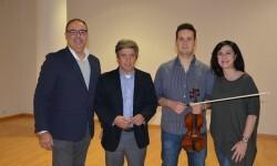 La Jove Orquestra de la Generalitat celebra la seua III Trobada d'aquest any 2015.