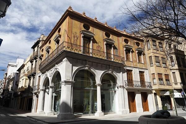 La Llotja del Cànem de Castelló acull l'últim debat del cicle La Mediterrània front el canvi climàtic.