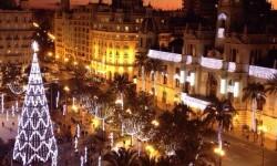 La Plaza del Ayuntamiento tendrá su fiesta para celebrar las campanadas del Año Nuevo.