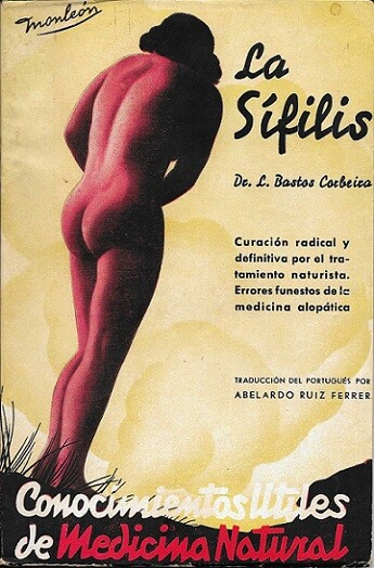 La Sífilis. Años 30' class=