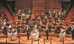 La Strauss Festival Orchestra porta el Concert de Cap d'Any al Palau de la Musica.