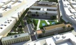 La UFP reclama al Gobierno que retome de forma urgente y prioritaria las obras de Zapadores.