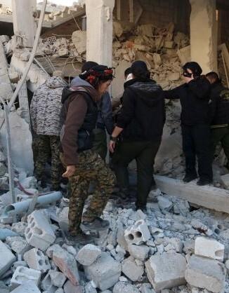 La comunidad alauita representaba a un cuarto de la población de Homs.