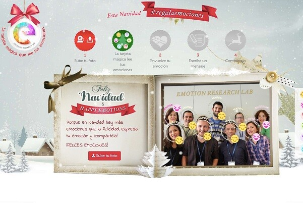La empresa valenciana Emotion Research LAB lanza su plataforma de medición de emociones.