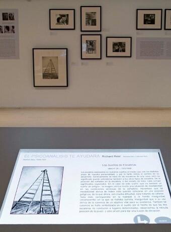 La exposición en el IVAM reúne 61 obras de la fotógrafa alemana.