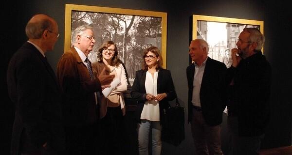 La muestra ofrece la posibilidad de poner rostro a importantes escritores españoles.