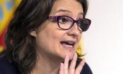 La vicepresidenta del Consell, Mònica Oltra.