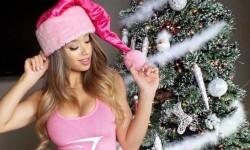 Lais DeLeon, una brasileña emocionada por la Navidad (14)